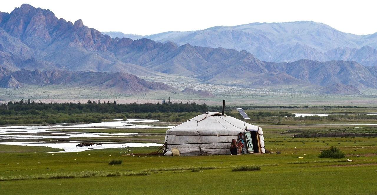 Voyage en terres mongoles